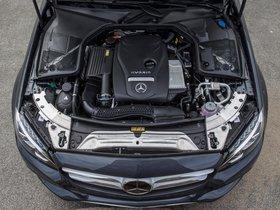 Ver foto 20 de Mercedes Clase C 350 Avantgarde Line W205 USA 2015