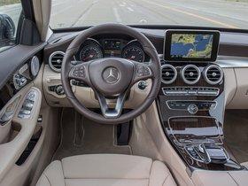Ver foto 16 de Mercedes Clase C 350 Exclusive Line W205 USA 2015