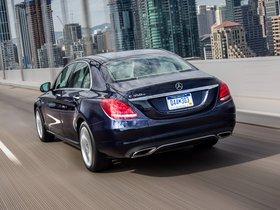 Ver foto 6 de Mercedes Clase C 350 Exclusive Line W205 USA 2015