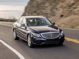 Ver foto 3 de Mercedes Clase C 350 Exclusive Line W205 USA 2015
