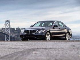 Ver foto 2 de Mercedes Clase C 350 Exclusive Line W205 USA 2015