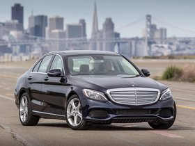 Fotos de Mercedes Clase C 350 Exclusive Line W205 USA 2015