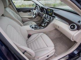 Ver foto 15 de Mercedes Clase C 350 Exclusive Line W205 USA 2015