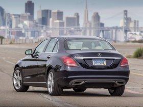 Ver foto 12 de Mercedes Clase C 350 Exclusive Line W205 USA 2015