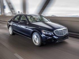 Ver foto 9 de Mercedes Clase C 350 Exclusive Line W205 USA 2015