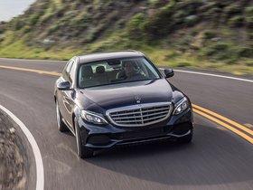 Ver foto 8 de Mercedes Clase C 350 Exclusive Line W205 USA 2015