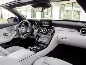 Ver foto 20 de Mercedes Clase C Cabrio C400 4MATIC AMG Line W205 2016