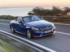 Ver foto 18 de Mercedes Clase C Cabrio C400 4MATIC AMG Line W205 2016