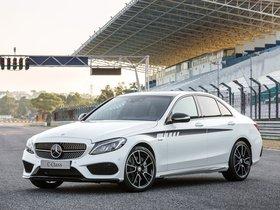 Ver foto 16 de Mercedes Clase C 450 AMG Sport  2015