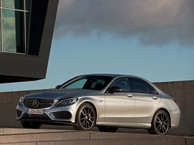 Ver foto 25 de Mercedes Clase C 450 AMG Sport  2015