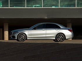 Ver foto 22 de Mercedes Clase C 450 AMG Sport  2015