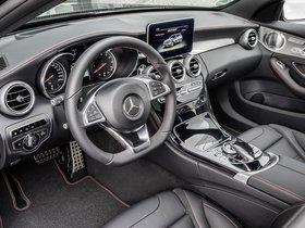 Ver foto 14 de Mercedes Clase C 450 AMG Sport Estate S205  2015