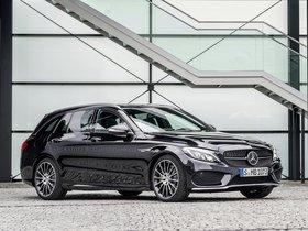 Ver foto 5 de Mercedes Clase C 450 AMG Sport Estate S205  2015
