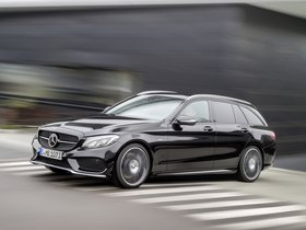 Fotos de Mercedes Clase C 450 AMG Sport Estate S205  2015