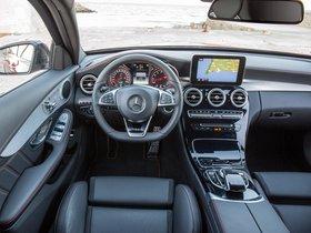 Ver foto 30 de Mercedes Clase C 450 AMG Sport Estate S205  2015