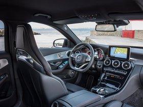 Ver foto 29 de Mercedes Clase C 450 AMG Sport Estate S205  2015