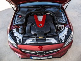 Ver foto 26 de Mercedes Clase C 450 AMG Sport Estate S205  2015