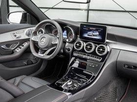Ver foto 13 de Mercedes Clase C 450 AMG Sport Estate S205  2015