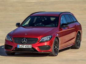 Ver foto 17 de Mercedes Clase C 450 AMG Sport Estate S205  2015