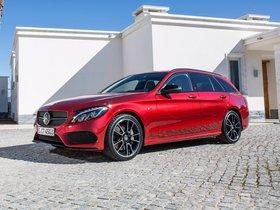 Ver foto 16 de Mercedes Clase C 450 AMG Sport Estate S205  2015
