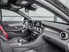 Ver foto 12 de Mercedes Clase C 450 AMG Sport Estate S205  2015
