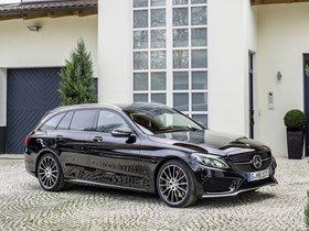 Ver foto 8 de Mercedes Clase C 450 AMG Sport Estate S205  2015