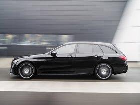 Ver foto 6 de Mercedes Clase C 450 AMG Sport Estate S205  2015