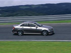 Ver foto 6 de Mercedes Clase C C63 AMG 2007