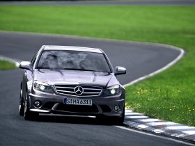 Ver foto 4 de Mercedes Clase C C63 AMG 2007