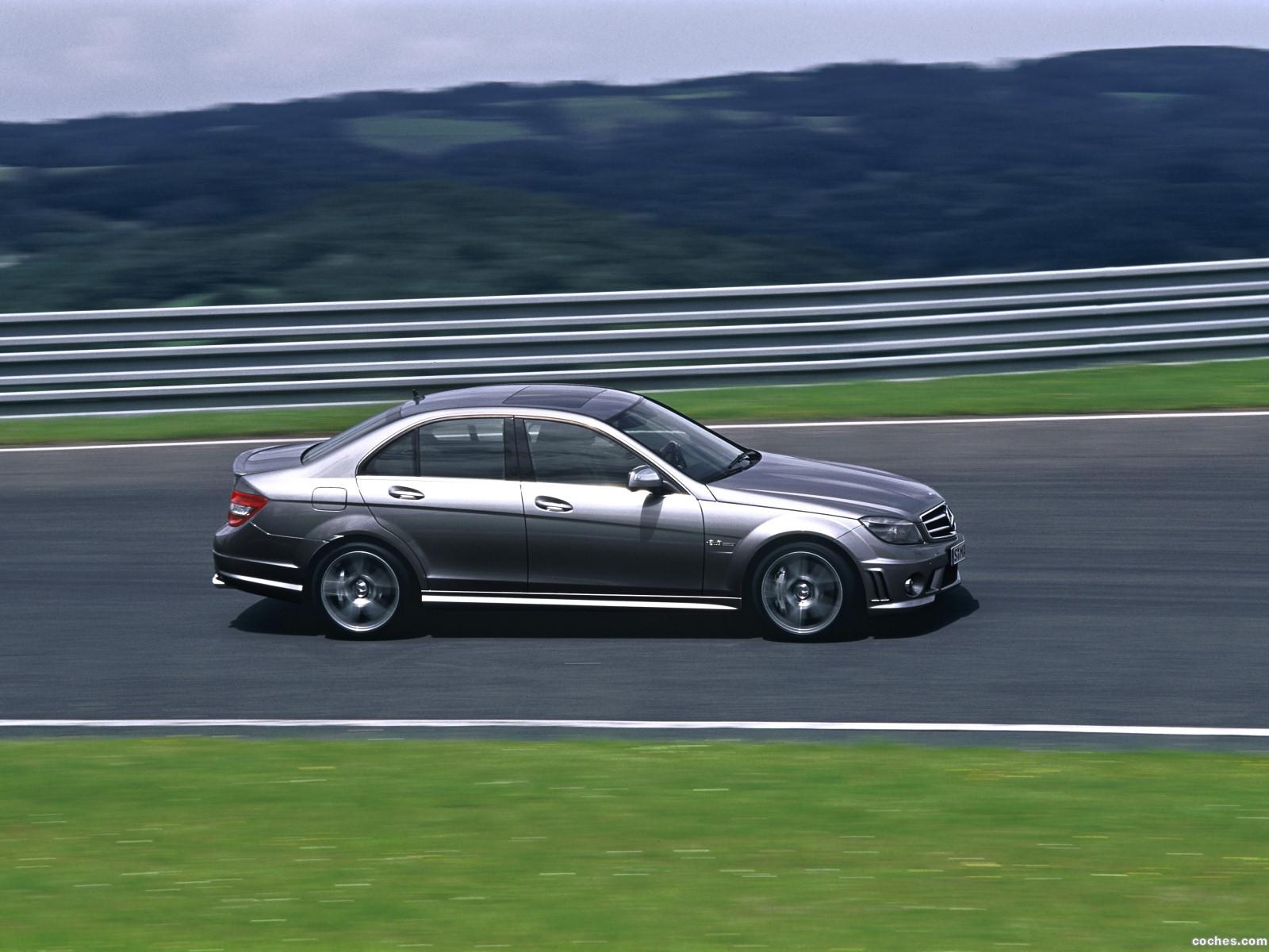 Foto 5 de Mercedes Clase C C63 AMG 2007