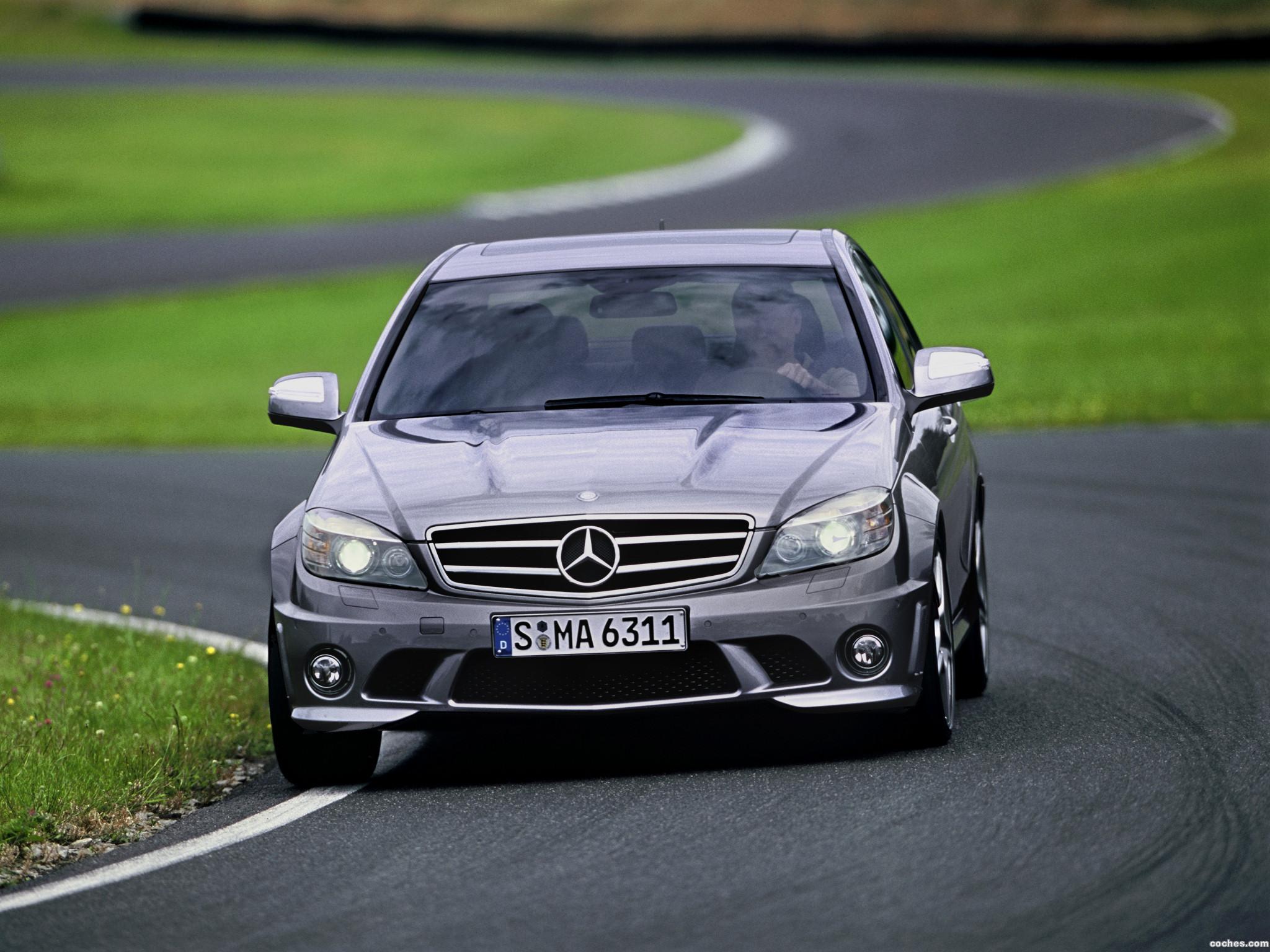 Foto 1 de Mercedes Clase C C63 AMG 2007
