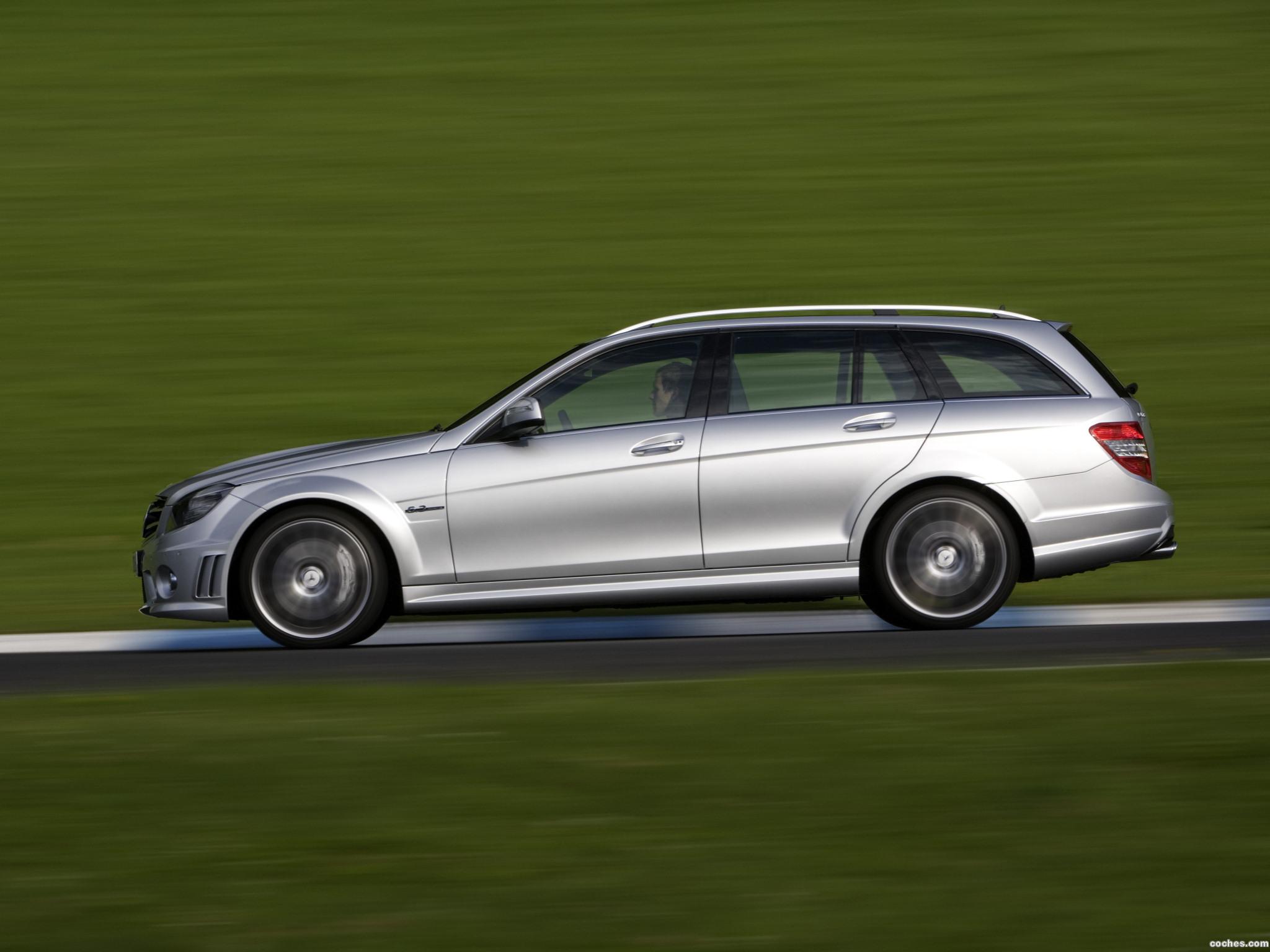 Foto 11 de Mercedes Clase C Estate C63 AMG 2007