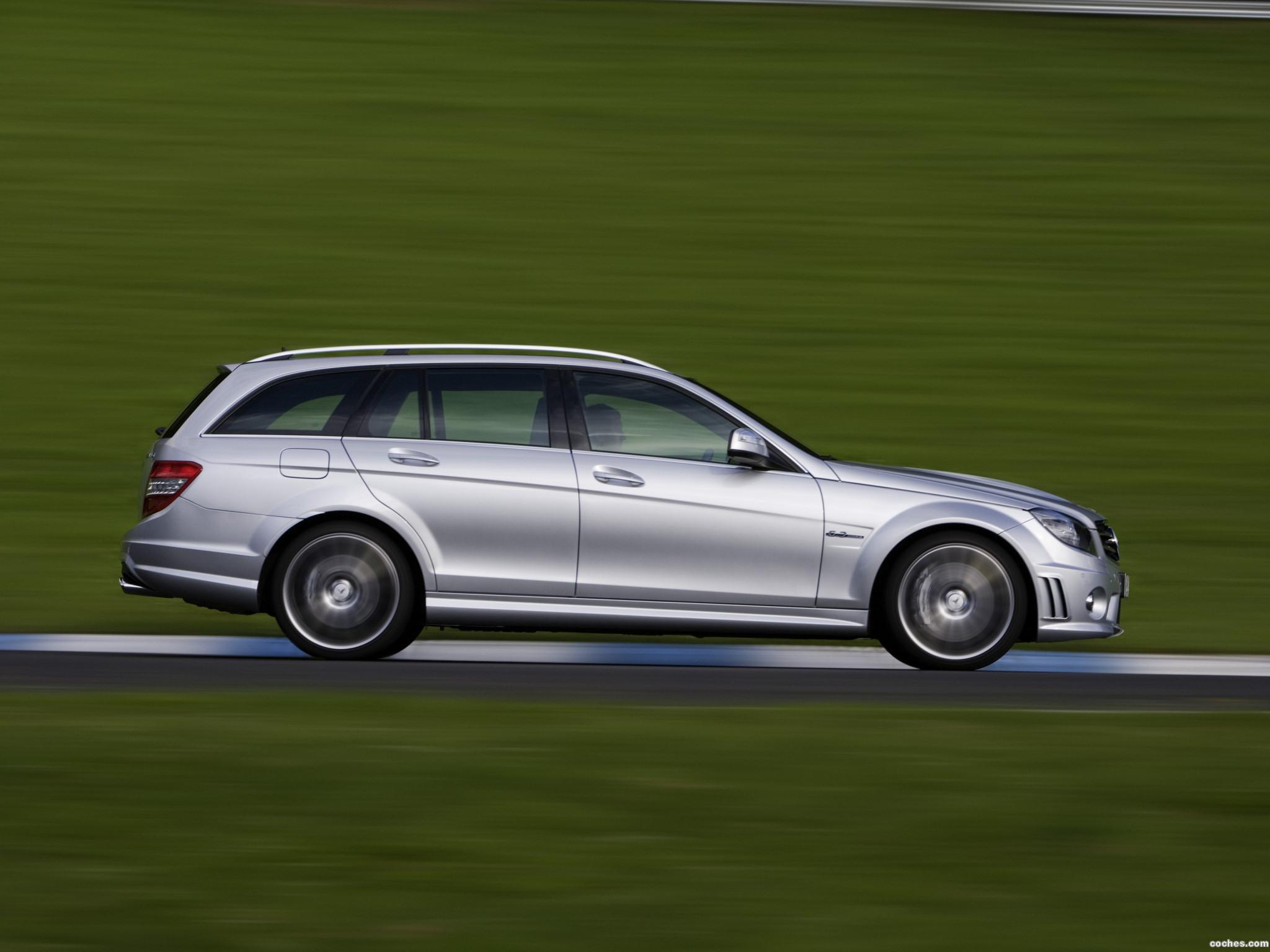 Foto 10 de Mercedes Clase C Estate C63 AMG 2007
