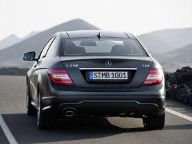 Ver foto 14 de Mercedes Clase C Coupe C250 CDi  2011