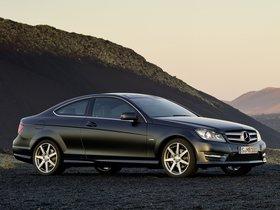 Ver foto 13 de Mercedes Clase C Coupe C250 CDi  2011