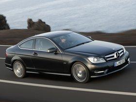 Ver foto 10 de Mercedes Clase C Coupe C250 CDi  2011