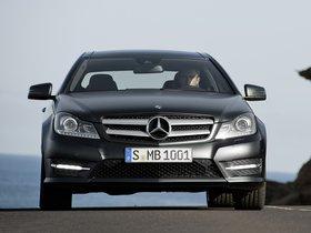 Ver foto 8 de Mercedes Clase C Coupe C250 CDi  2011