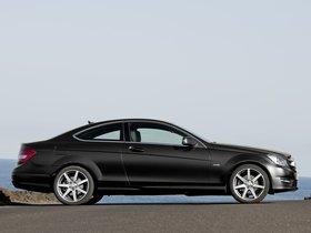 Ver foto 7 de Mercedes Clase C Coupe C250 CDi  2011