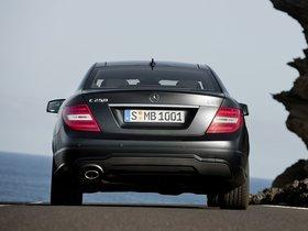 Ver foto 6 de Mercedes Clase C Coupe C250 CDi  2011
