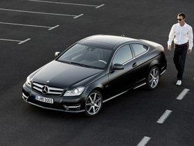 Ver foto 5 de Mercedes Clase C Coupe C250 CDi  2011