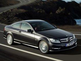 Fotos de Mercedes Clase C Coupe C250 CDi  2011