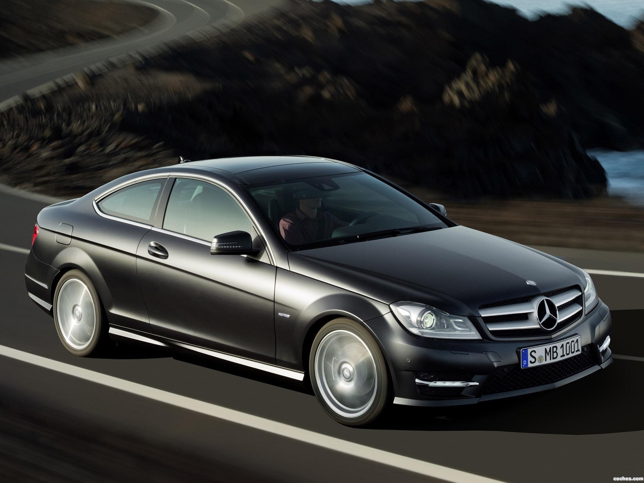 Foto 0 de Mercedes Clase C Coupe C250 CDi  2011
