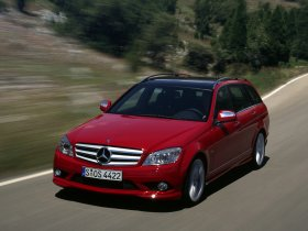 Ver foto 19 de Mercedes Clase C Estate Avantgarde 2007