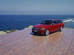 Ver foto 18 de Mercedes Clase C Estate Avantgarde 2007