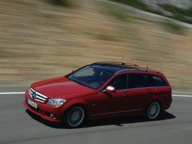 Ver foto 12 de Mercedes Clase C Estate Avantgarde 2007