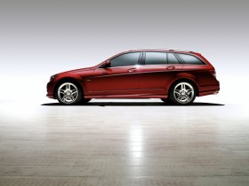 Ver foto 10 de Mercedes Clase C Estate Avantgarde 2007