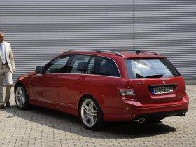 Ver foto 9 de Mercedes Clase C Estate Avantgarde 2007
