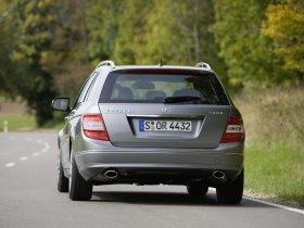 Ver foto 5 de Mercedes Clase C Estate Avantgarde 2007