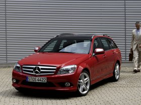 Fotos de Mercedes Clase C Estate Avantgarde 2007