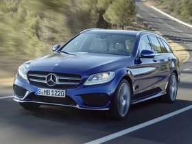 Ver foto 32 de Mercedes Clase C Estate C250 Bluetec AMG Line Estate S205 2014